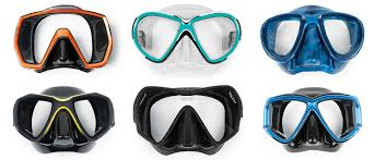 Diving Masks Too Many To Choose From