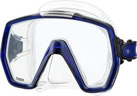 Clear Silicone Tusa HD mask